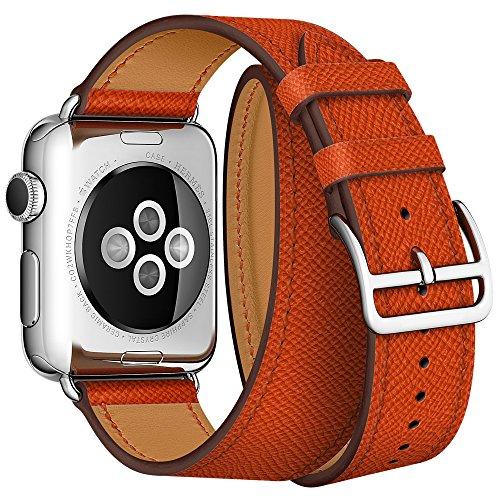 apple-watch-band-sundaree-doppel-tour-palmprint-echtes-leder-sport-replacement-wrist-band-strap-uhre
