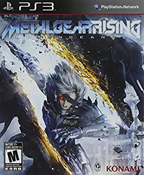 Metal Gear Rising PS 3