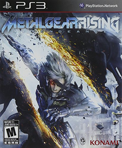 Metal Gear Rising: Revengeance Photo