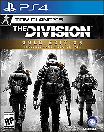 Tom Clancy's The Division Gold Edition - PS4 [Digital Code]