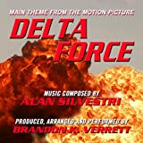 "Theme from ""The Delta Force"" By Alan Silvestri"