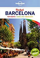 Pocket Barcelona - 4ed - Anglais