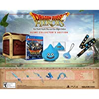 Dragon Quest Heroes Slime Collectors Edition Play Station 4