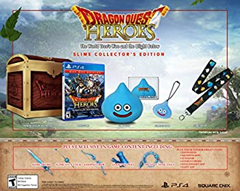 Dragon Quest Heroes Slime Collector's Edition