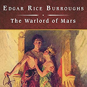 The Warlord of Mars Audiobook
