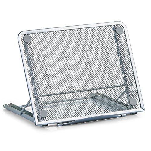 zeller-sostegno-porta-pc-argento-silber