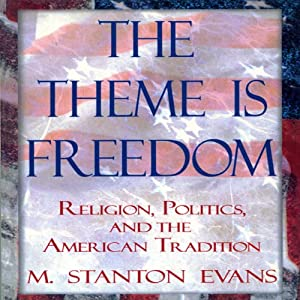 The Theme Is Freedom Audiobook