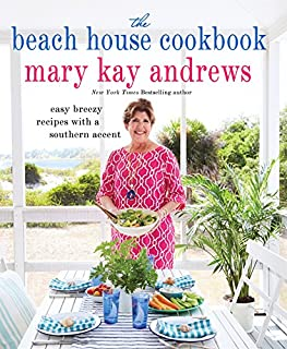 Book Cover: The Beach House Cookbook