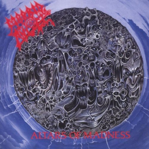 Altars Of Madness (2012) Audio CD