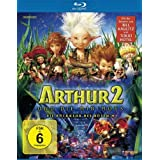 Arthur and the Invisibles 2 (GER) ( Arthur et les Minimoys ) ( Arthur and the Invisibles Two: The Return of the Evil M ) (Blu-Ray)by Mia Farrow
