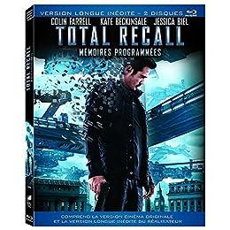 Total Recall - Mémoires Programmées - Version Longue