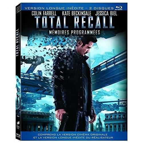 Total Recall - Mémoires programmées - Version longue inédite double blu-ray (Contient la démo jouable exclusive de GOD OF WAR ASCENSION)