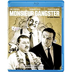 Monsieur Gangster [Blu-ray]