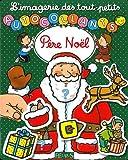 Autocollants des tout-petits: Père Noël