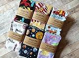 Lunchbox Napkins, Cloth Napkins for Kids, Set of 5