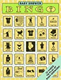 Knock Knock Baby Shower Bingo, 12 Cards