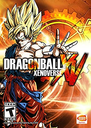 Dragon Ball Xenoverse [Online Game Code]