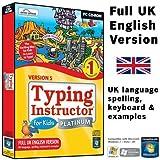 Typing Instructor for Kids 5 Platinum (UK English Version)(PC CD-ROM)