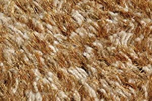 Loloi Boyd BO-01 Mocha Wool/Polyester 3-Feet 6-Inch by 5-Feet 6-Inch Area Rug