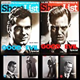 SHORTLIST MAGAZINES SHORTLIST HENRY CAVILL MICHAEL SHANNON SUPERMAN MAN OF STEEL GOOD EVIL JUNE 2013 BRAND NEW AND SEALED OOP RARE