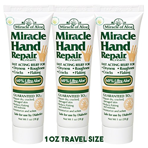 Miracle Hand Repair Cream 1 oz, Pack of 3 (Miracle Hand Cream compare prices)