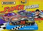 Matchbox - Super Stockers - 1992 - Davey Allison - No. 26 Havoline Ford Thunderbird - 1:43 Scale Die Cast Replica Race Car - NASCAR