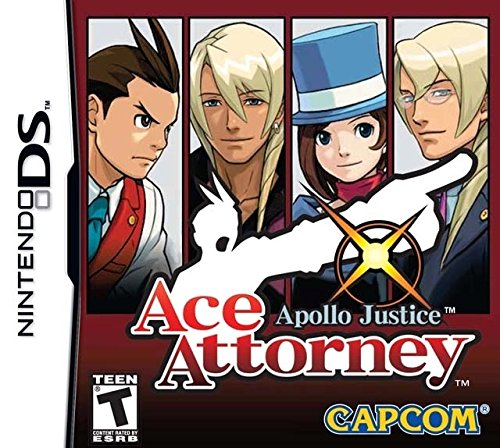 Apollo Justice: Ace Attorney (Ace Attorney Dual compare prices)