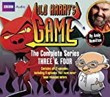 Andy Hamilton The Old Harry's Game: Complete Series 3 and 4 (BBC Audio)