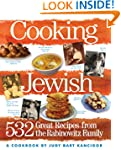 Cooking Jewish: 532 Great Recipes fro...