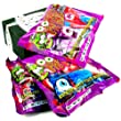 Oozing Eyeballs 2.8oz Bags Assorted Jelly-Filled Marshmallows Eyeballs, Pack of 3 in a Gift Box