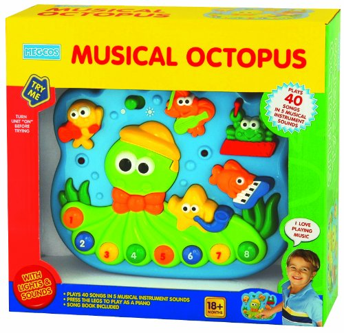 megcos Musical Octopus - 1