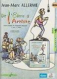 echange, troc Allerme Jean-Marc - De l'Eleve a l'Artiste Volume 1 - Livre de l'Eleve