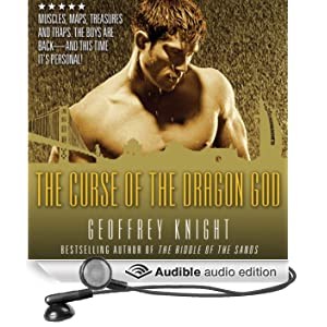 The Curse of the Dragon God: A Gay Adventure (Unabridged)