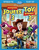 Histoire de Jouets 3 / Toy Story 3 (3-Disc Bilingual Combo Pack) [2-Disc Blu-ray + DVD]