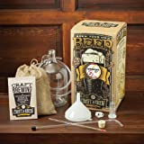 Craft Beer Brewing Starter Kit - Hefeweizen (Wheat Beer)