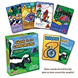 JR. RANGERLAND Skunk In The Campground Game Multi