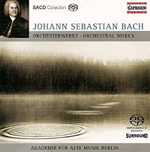 Bach J.S.: Brandenburg Concer