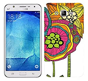 WOW Printed Designer Mobile Case Back Cover For Samsung Galaxy J7