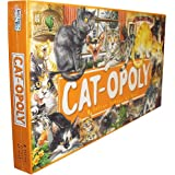 Cat-Opoly Monopoly Board Game For Cat lovers, 2-6 players
