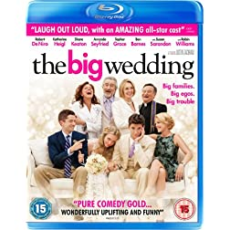 Big Wedding [Blu-ray]