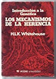 img - for Introduccion a la Genetica: Los Mecanismos de la Herencia (Spanish Edition) book / textbook / text book