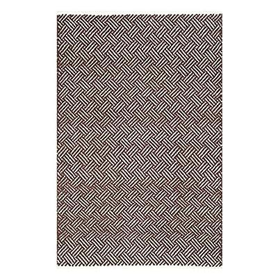Safavieh Boston Collection BOS680A Handmade Brown Cotton Area Rug