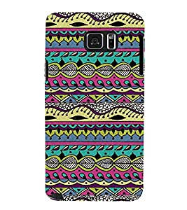 Wonderful Abstract Pattern Cute Fashion 3D Hard Polycarbonate Designer Back Case Cover for Samsung Galaxy Note5 :: Samsung Galaxy Note5 N920G :: Samsung Galaxy Note5 N920T N920A N920I