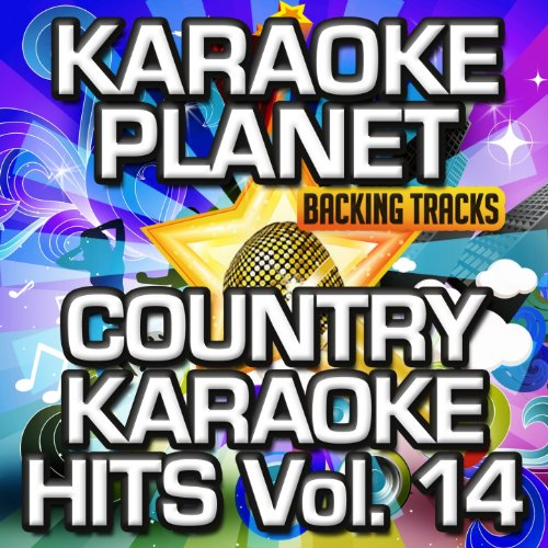 Blanket On The Ground (Karaoke Version) (Originally Performed By Billie Jo Spears) front-110697