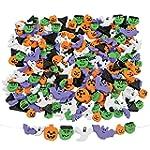 500 Fabulous Foam Halloween Bead Asso...