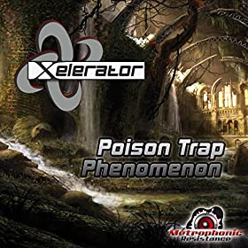 Xelerator-Poison Trap Phenomenon