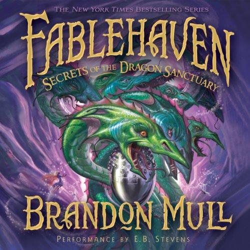 Secrets of the dragon sanctuary audiobook