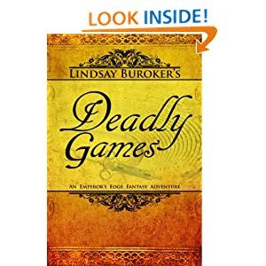 Deadly Games - Lindsay Buroker
