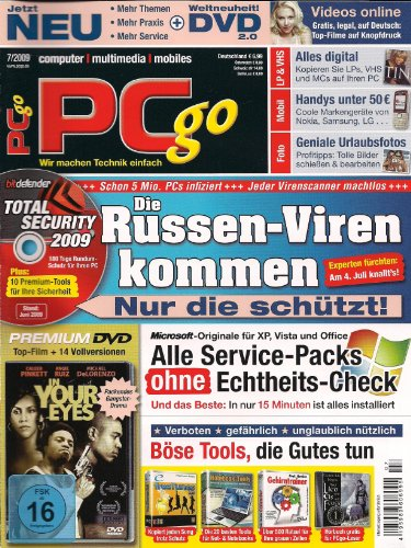 pcgo mit dvd zeitschrift mit pc spiel deutschland spielt diamanten fee. Black Bedroom Furniture Sets. Home Design Ideas