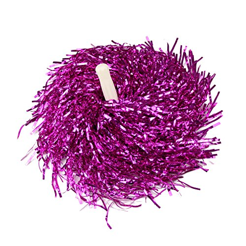 veni-masee-1-pair-straight-handle-cheerleading-pom-poms-price-2-pieces-004-kg-piece-hotpink